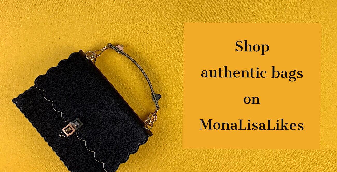 Real Fendi handbag sale - MonaLisaLikes
