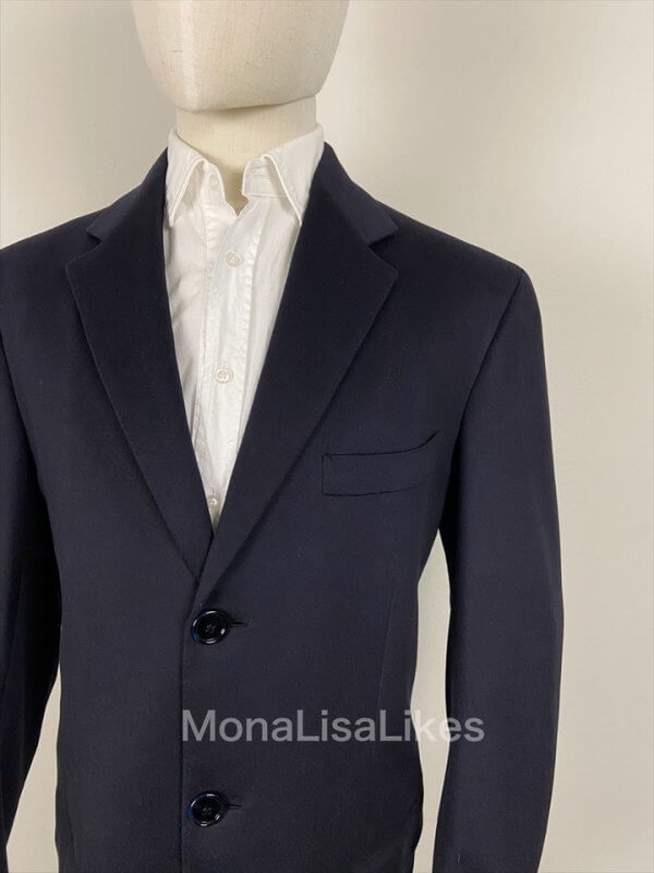 Zilli Cashmere Coat