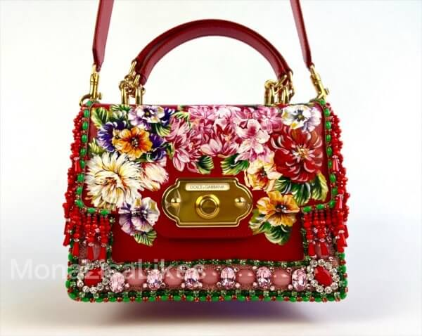 Dolce & Gabbana Floral Welcome Bag