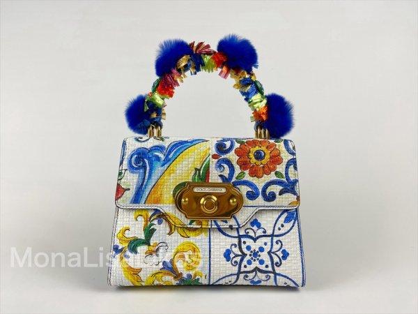 Dolce & Gabbana Majolica Welcome bag