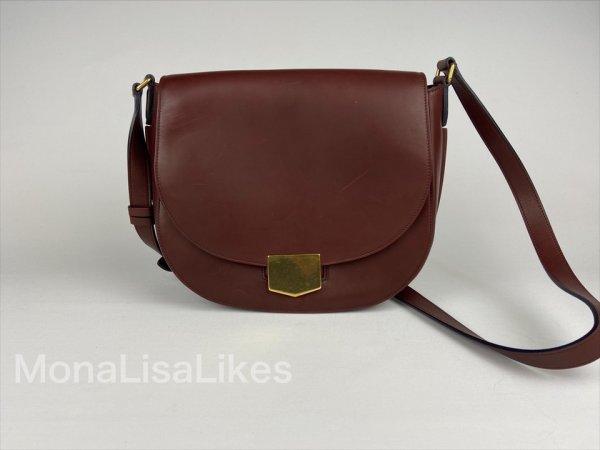 Celine brown Trotteur bag