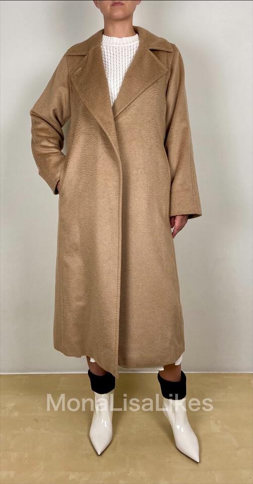 Max Mara Manuela Icon Wrap Coat