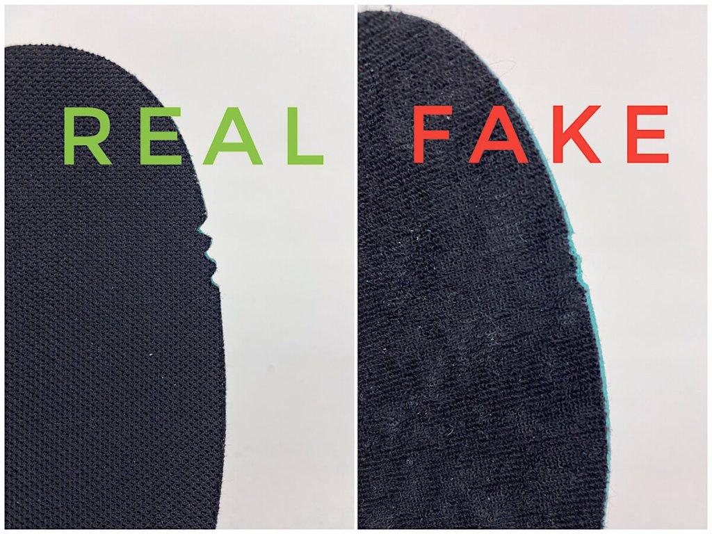 How to authenticate real vs fake Balenciaga sneakers