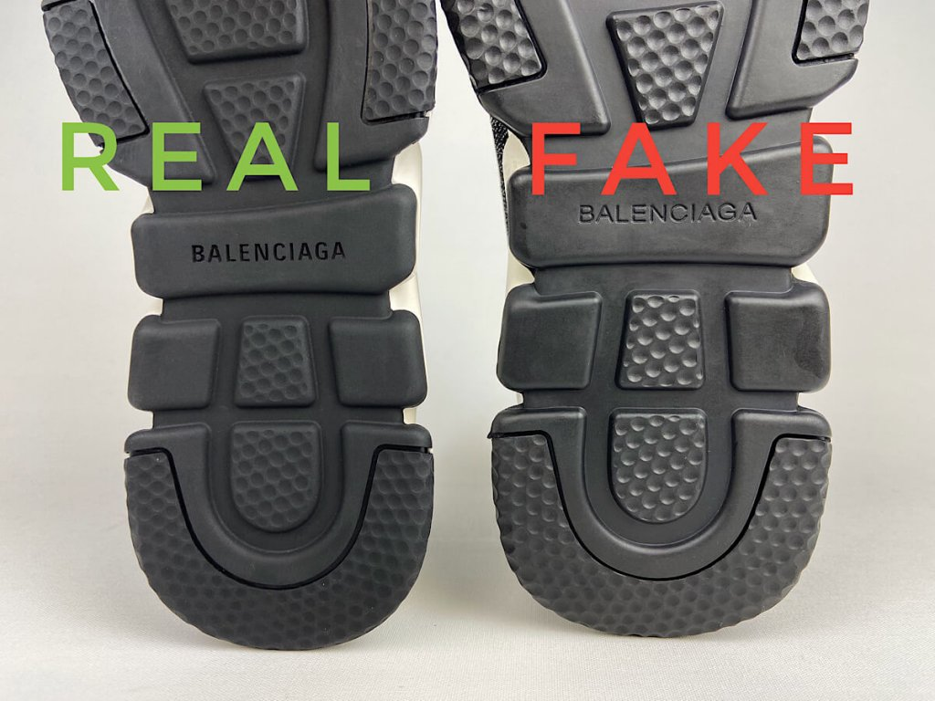 Balenciaga Speed Trainer Sneakers sole