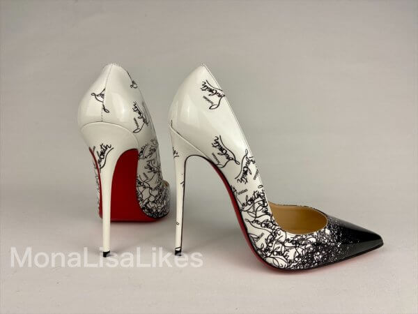 Real Christian Louboutin So Kate Degraloubi Shoes